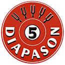 5 diapasons